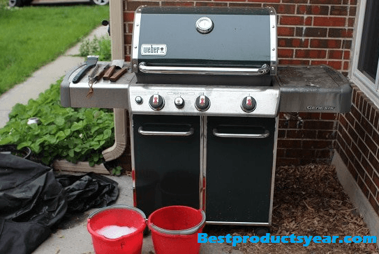 How To Clean Gas Grill After Use