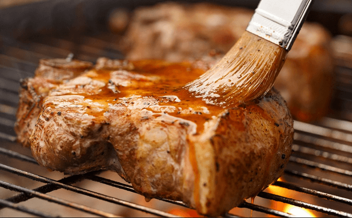 How to grill pork chops on gas grill