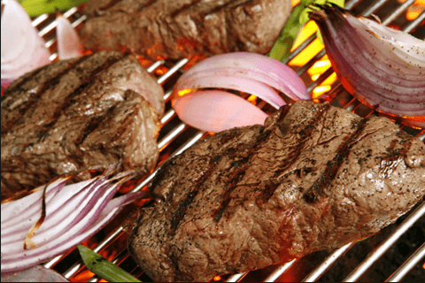 How to grill steak on gas grill