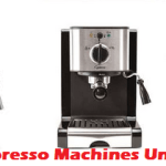 Top 3 Best Espresso Machines Under $200 Of 2019