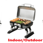 Top 5 Best Indoor/Outdoor Electric Grills 2020 – Reviews & Buying Guide