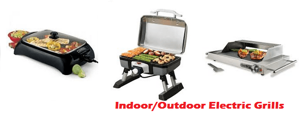 Best Indoor/Outdoor Electric Grills