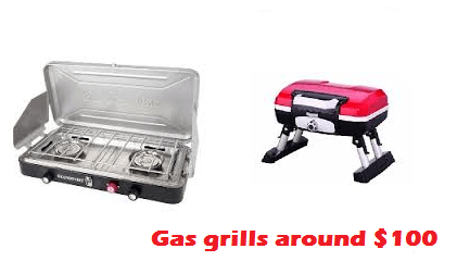 best gas grills around $100