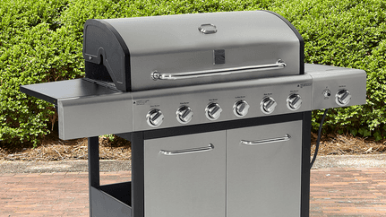 Best Gas-Propane & Charcoal Grill(BBQ) Combo Reviews