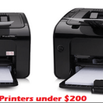 Top 5 Best Printer Around & Under $200 Of 2020