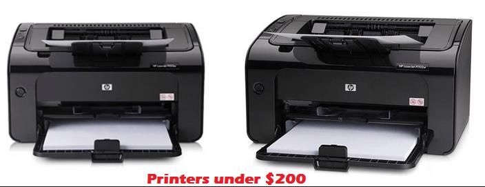 Best printer under $200