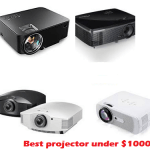 Top 5 Best Projector Under $1000 Of 2019