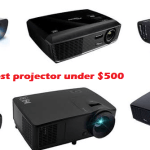Top 3 Best Projector Under $500 Of 2020
