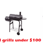 Top 5 Best Charcoal Grills Around & Under $100 For 2019