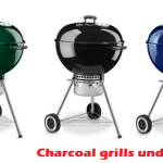 Top 3 Best Charcoal Grills Around & Under $200 Of 2019