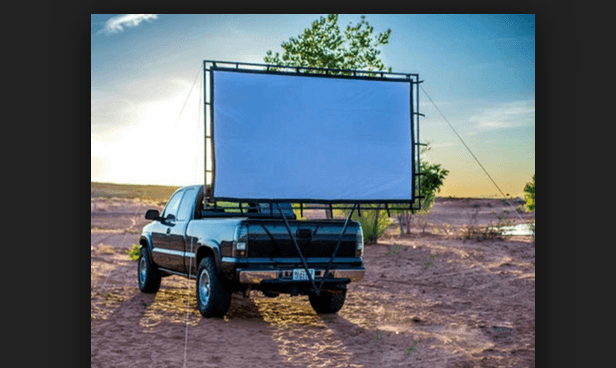 Best 100 inch projector screen