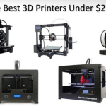 Top 5 Best 3D Printer Under $2000 Of 2019