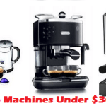 Top 3 Best Espresso Machines Around & Under $300 Of 2020