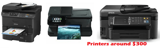 Best printer around $300