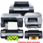 How To Choose Best Printer